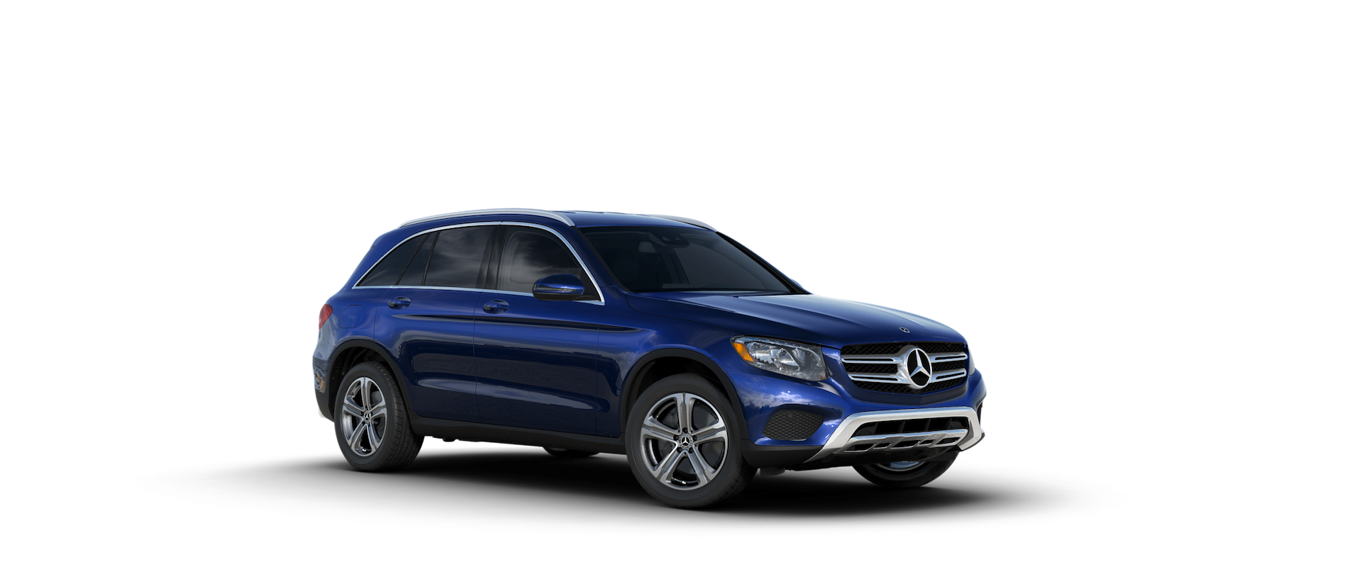 Mercedes-Benz GLC Service Intervals