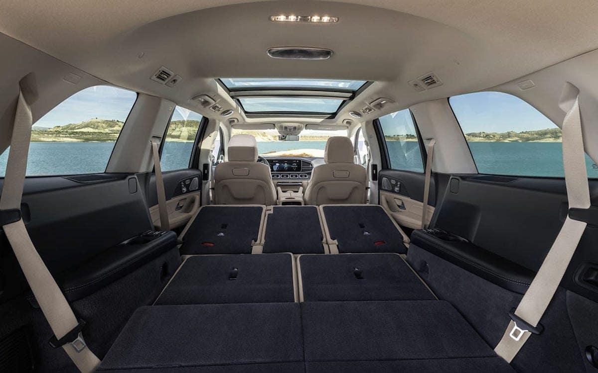 2020 GLS interior