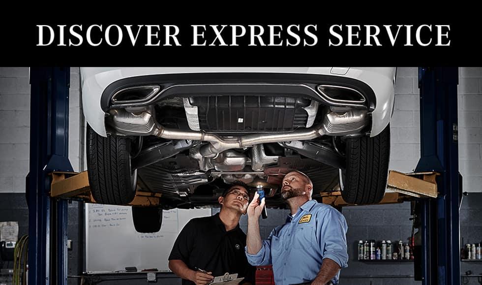 Mercedes-Benz Express Service Near Me | In Riverside