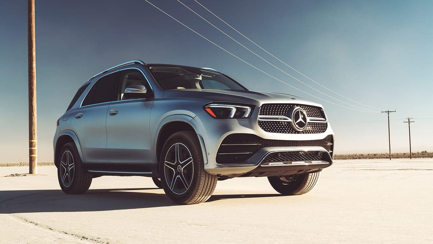 2020 Mercedes-Benz GLE available in Riverside