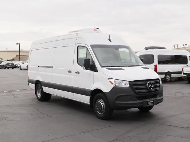 Over $6,000 Discount On 2019 Sprinter 3500 Cargo Van with Pro Air Refrigeration System 170