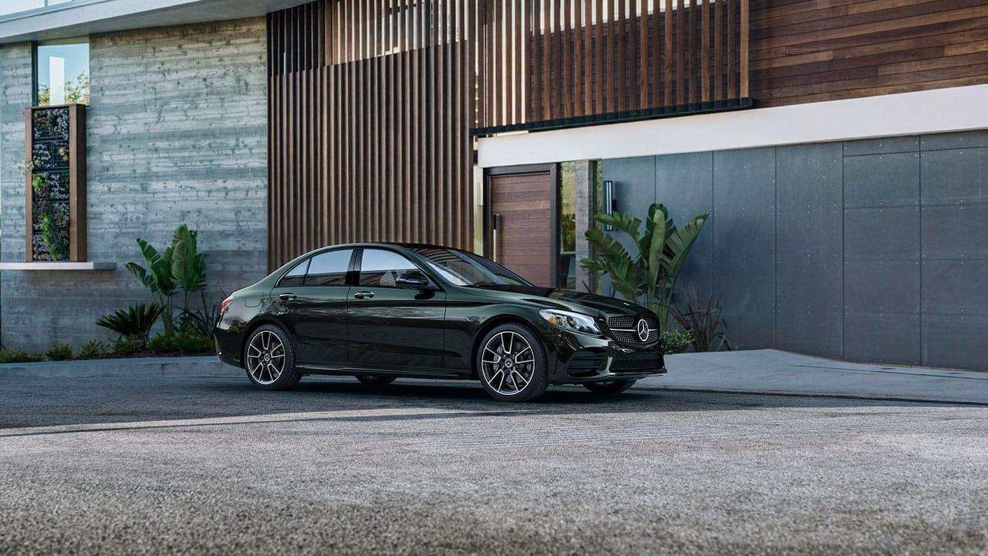 Mercedes-Benz C-Class sedan lease specials in Riverside