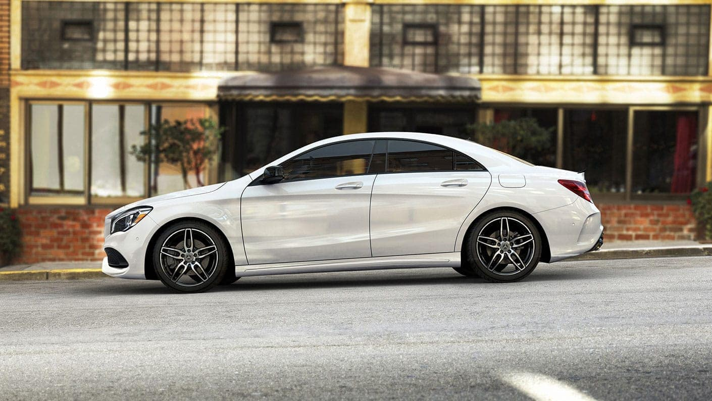 Mercedes-Benz CLA Coupe Lease Specials in Riverside