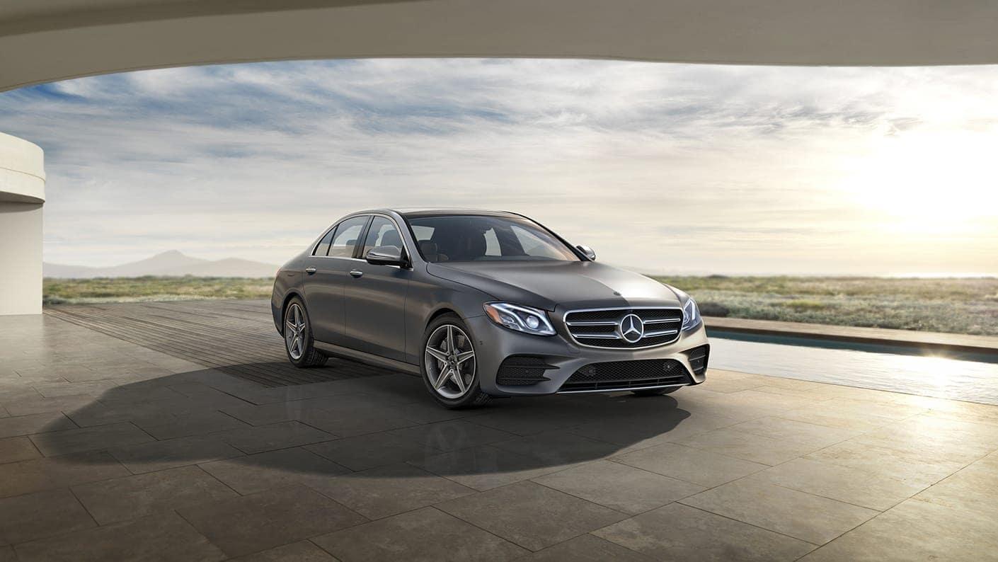 Mercedes-Benz E-Class sedan lease specials Riverside