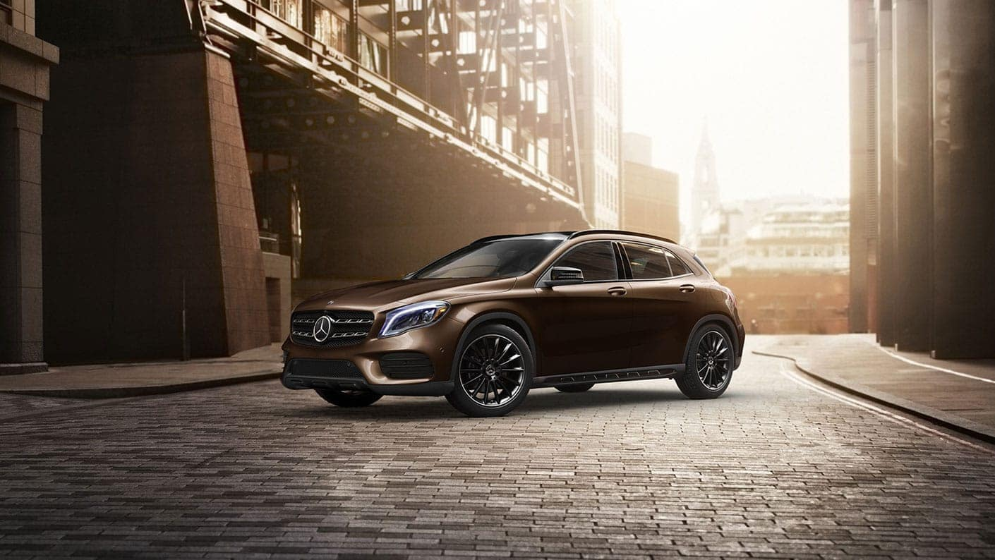 Mercedes-Benz GLA SUV Lease Specials in Riverside