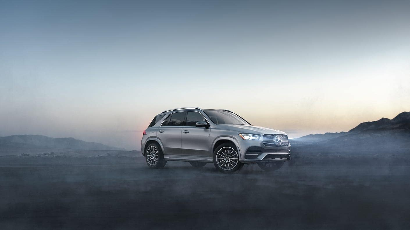 Mercedes-Benz GLE SUV lease specials in Riverside