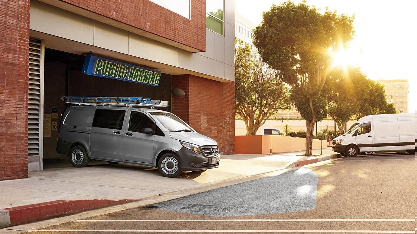 Mercedes-Benz Metris Van lease specials in Riverside