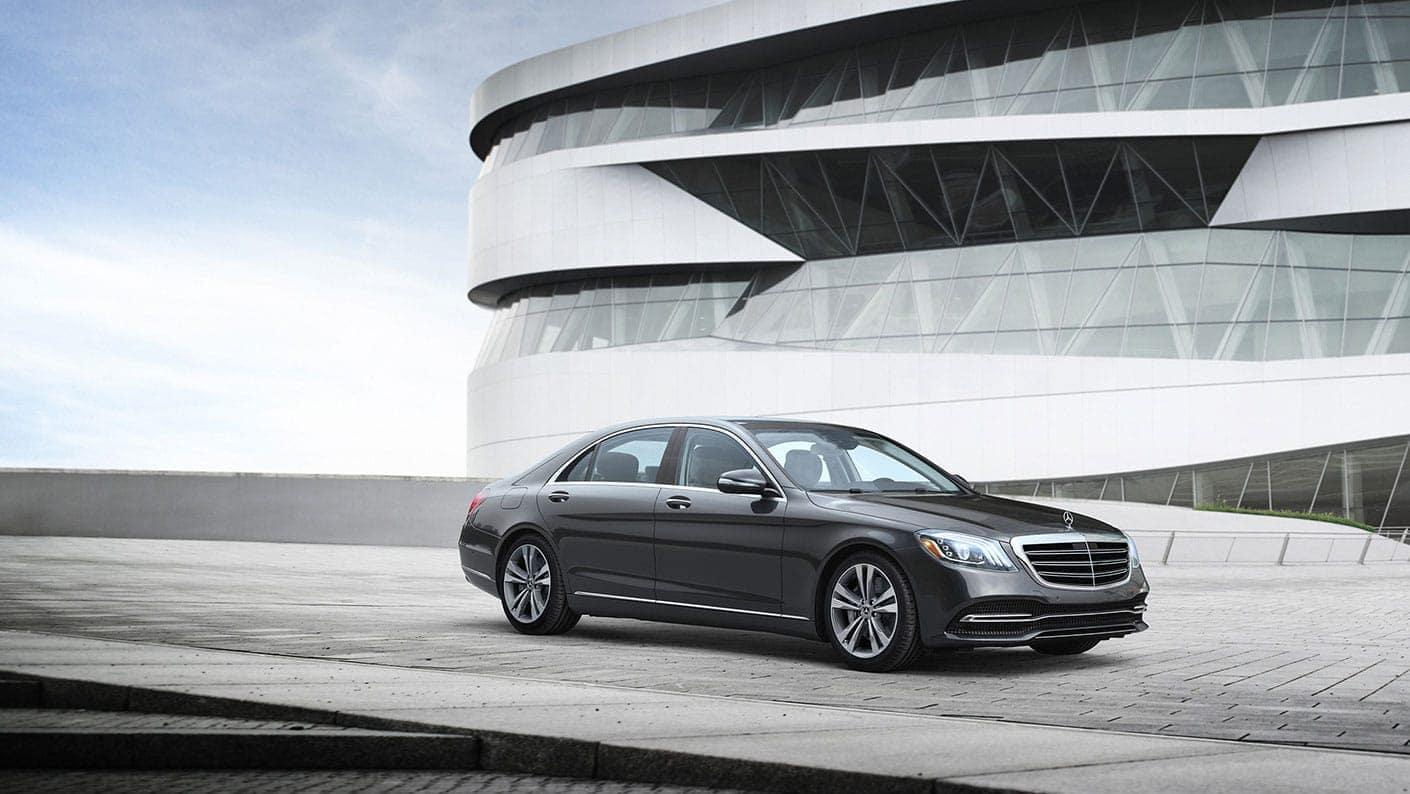 Mercedes-Benz S-Class sedan lease specials