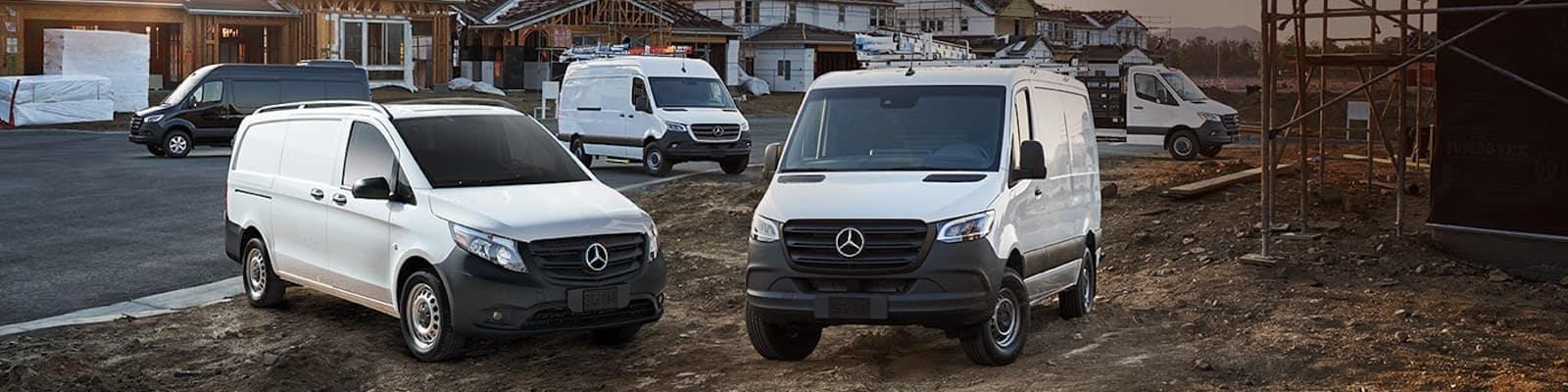 Mercedes-Benz Commercial Vans