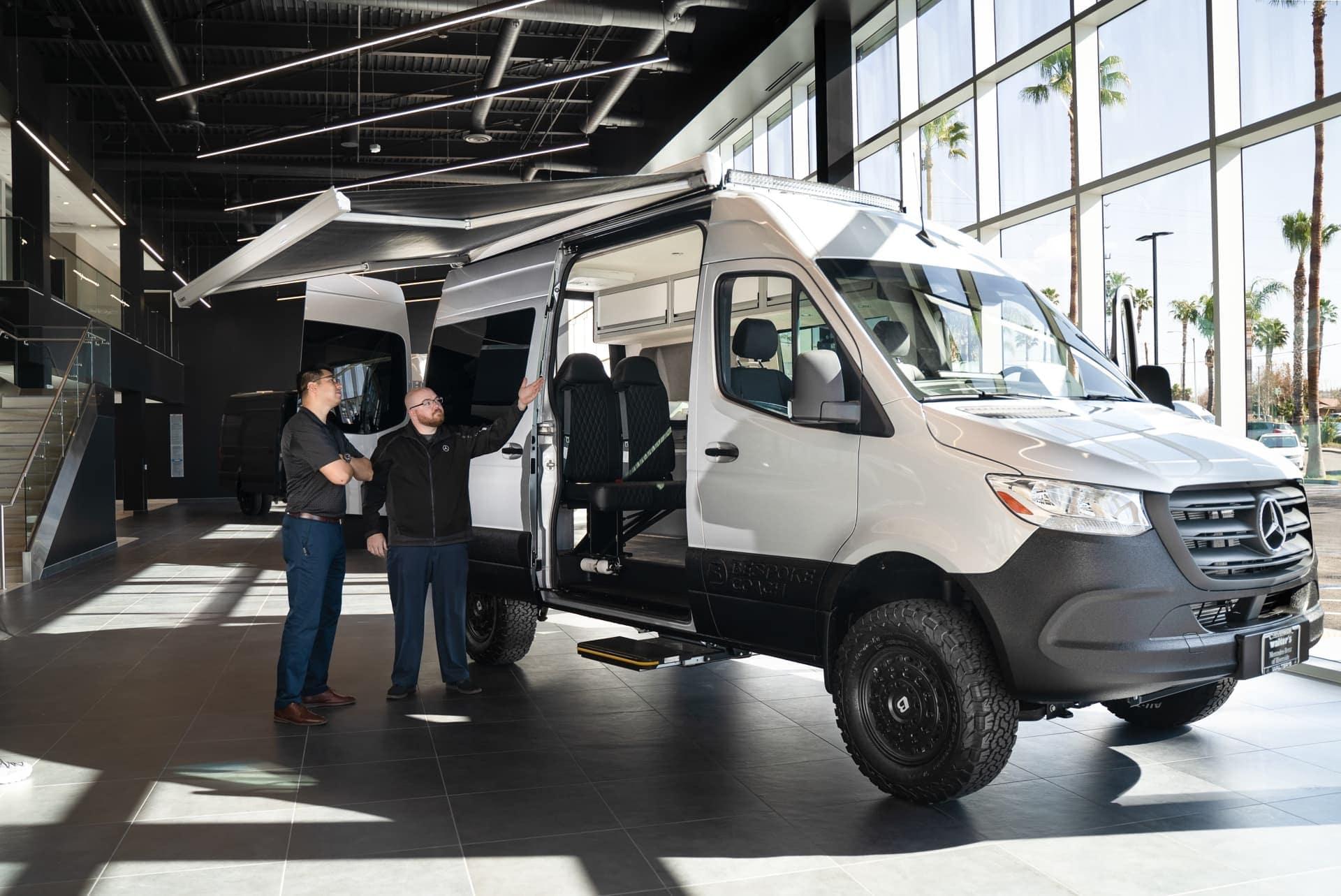 Sprinter Cargo Vans for sale in Riverside