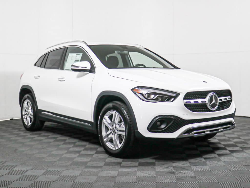 Pre-Owned 2021 Mercedes-Benz GLA 250 4MATIC® SUV
