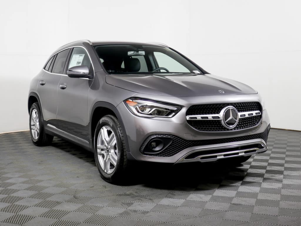 Pre-Owned 2021 Mercedes-Benz GLA 250 SUV