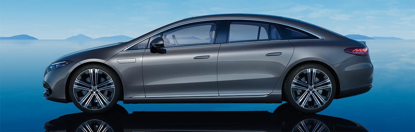 Mercedes-Benz EQ Vehicles
