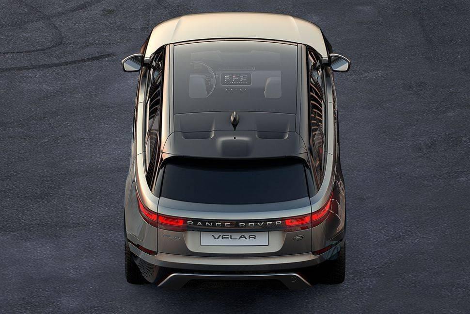 Land Rover Unveils New Range Rover Velar