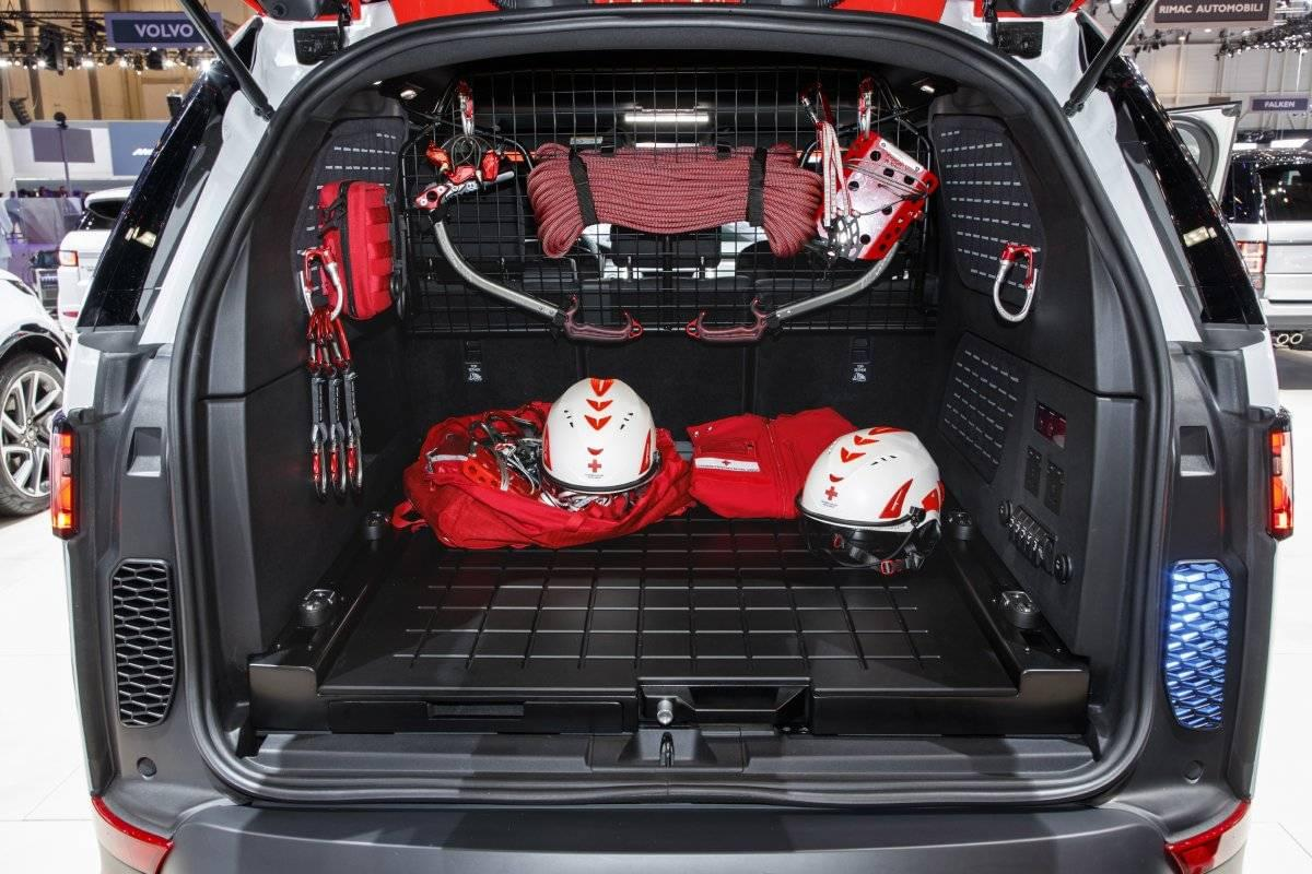 Land Rover Created the Ultimate Rescue Vehicle
