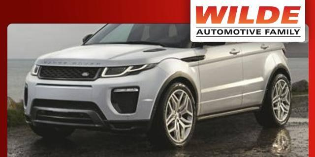 Used 2016 Land Rover Range Rover Evoque