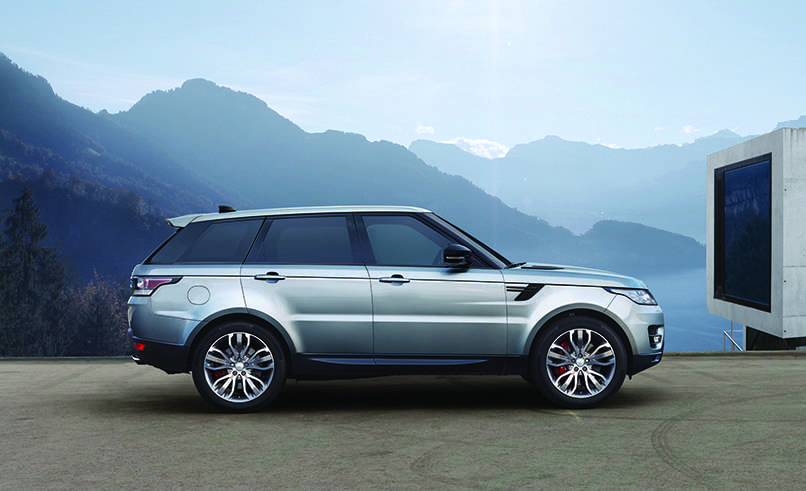 Land Rover Sets New Sales Record