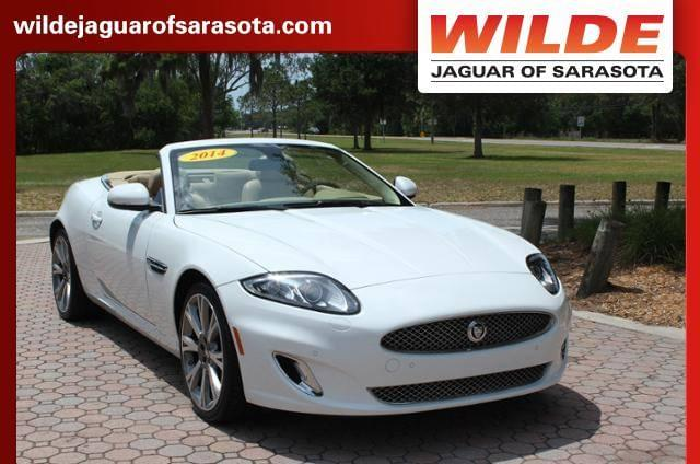 Nice Used 2014 JAGUAR XK CONVERTIBLE