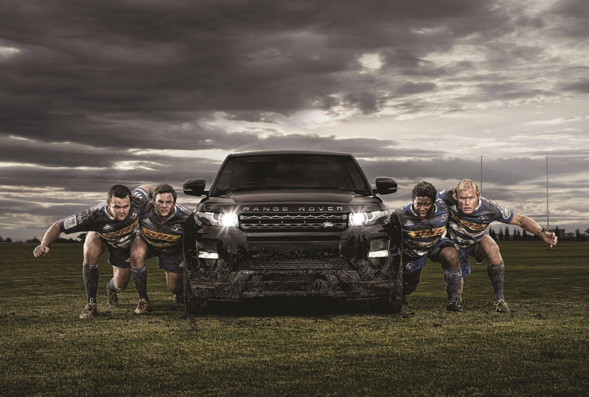 Land Rover Announced as Rugby World Cup 2019 Worldwide Partner