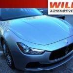 Used 2017 Maserati Ghibli 3.0L RWD