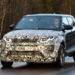 New 2020 Land Rover Evoque Spied