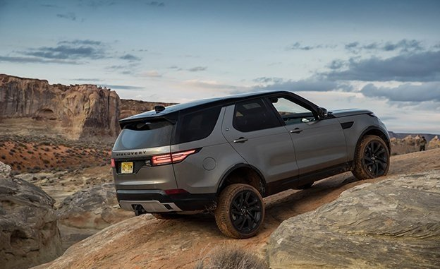 Land Rover Discovery Named Auto Express Car of the Year