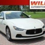 Pre-Owned 2014 Maserati Ghibli Q4