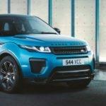 Land Rover Introduces Special Edition Range Rover Evoque