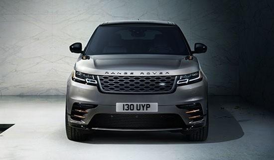 The Inspiration Behind the Range Rover Velar