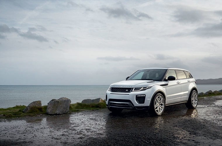 Range Rover Evoque Recognized with Total Quality Award