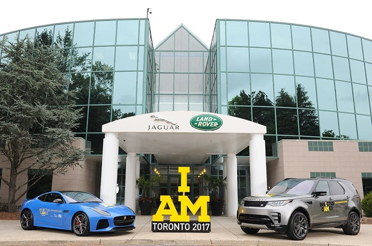 Land Rover Sponsors Invictus Games in Toronto