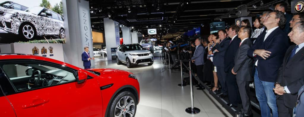 Jaguar Land Rover Moving Forward in Electric Vehicles