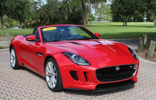 Pre Owned 2014 Jaguar F TYPE