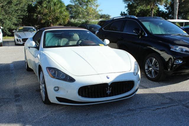 Pre-Owned 2010 Maserati GranTurismo