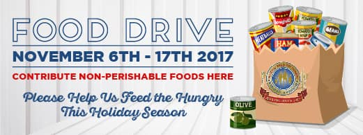 Help Wilde Land Rover Feed the Hungry This Thanksgiving