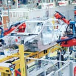 Jaguar-Land Rover Teams Up With Robots
