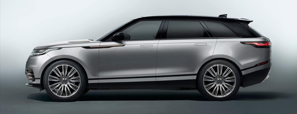 The Range Rover Velar is the Most Beautiful Car in the World