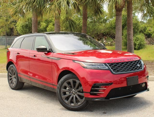 Certified Pre-Owned 2018 Land Rover Range Rover Velar