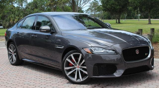 Certified Used 2017 Jaguar XF