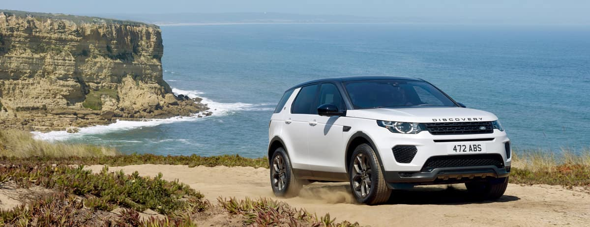 Meet the Land Rover Discovery Sport Landmark Edition