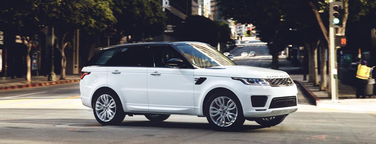 Range Rover Sport Gets Engine Upgrade