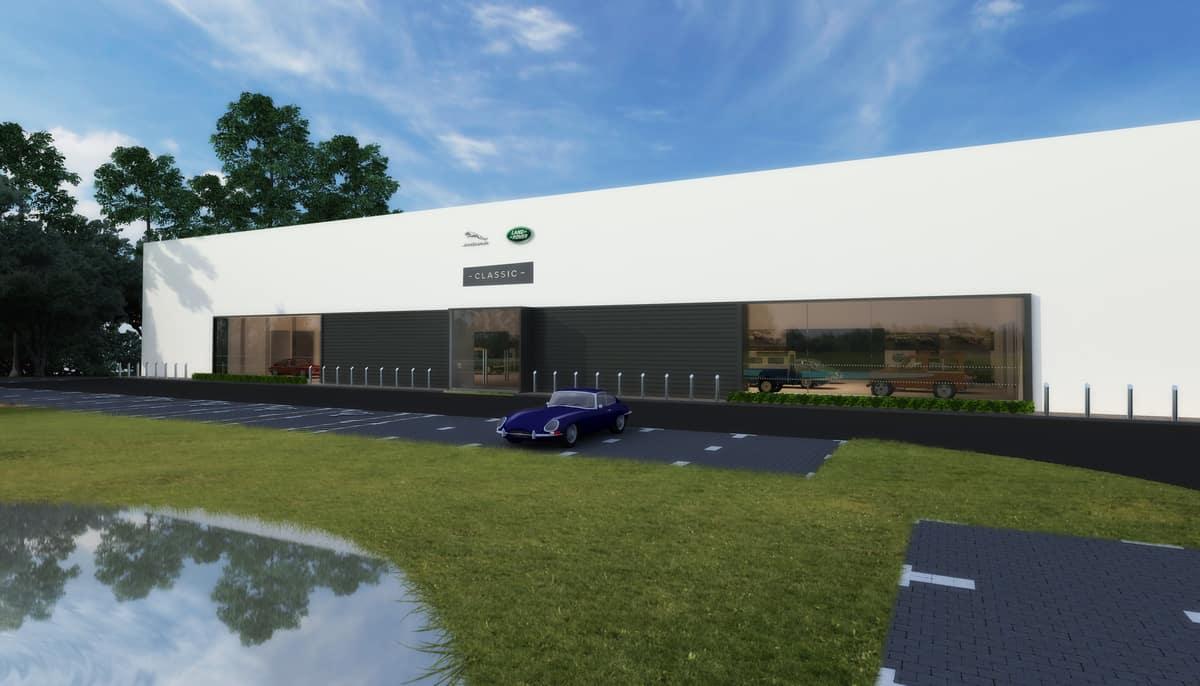 Jaguar Land Rover Brings Classics To North America